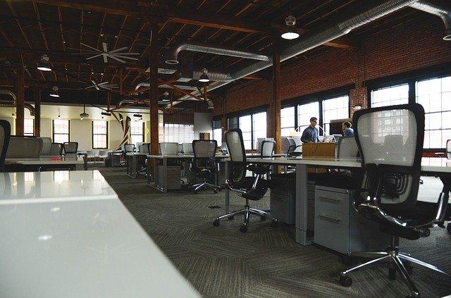 Hier moet je op letten bij de inrichting van je nieuwe kantoor!