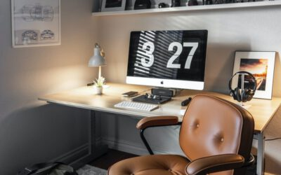 Home office inrichten